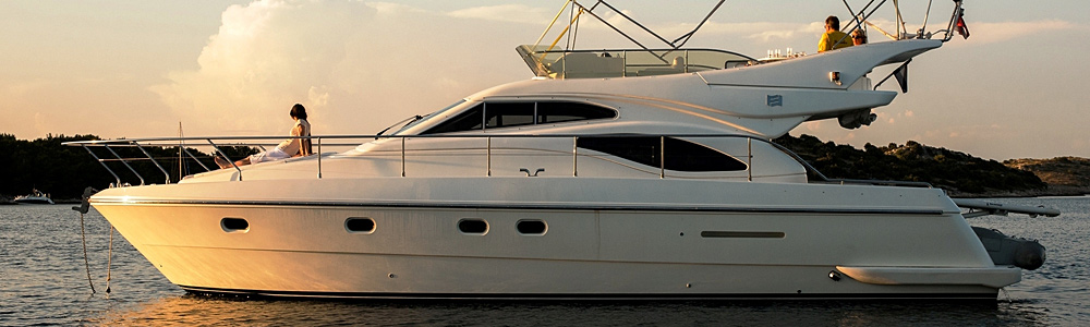 Motoryacht Paradise 2